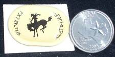 Dollhouse Miniature Cowboy Ranch Ware Medium Platter 1:12 Serving Kitchen Sky45