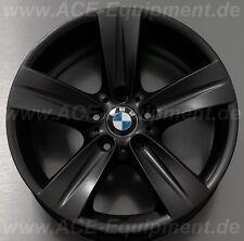 original BMW 3er E90 E91 E92 E93 Alufelge  Sternspeiche 189 schwarz seidenmatt
