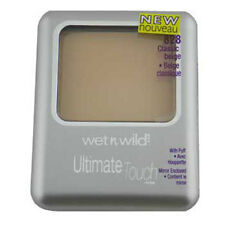 Wet N Wild Ultimate Touch Pressed Powder, Classic Beige 828 (3 each)