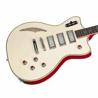 Eastwood Guitars Bill Nelson Astroluxe Cadet - Semi Hollowbody Electric Guitar