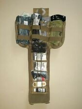 **NEW** Tan Medical First Aid Trauma Kit IFAK/MFAK - Fully Stocked w/USGI Items