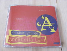 Annabella Lwin:   Do What You Do (5 remixes)   CD Single     NM