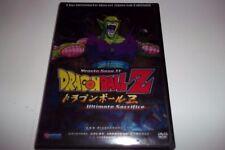 Dragon Ball Z - Vegeta Saga II: Ultimate Sacrifice (DVD, 2006, Uncut)