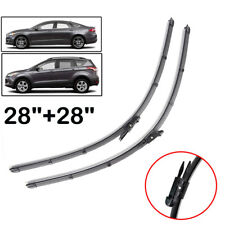 Front Windshield Wiper Blades For Ford Kuga 2013 2014 2015 2016 2017 2018 2019