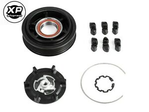 A/C Compressor Clutch Kit for Mercedes-Benz Models with 6 Groove Pulley