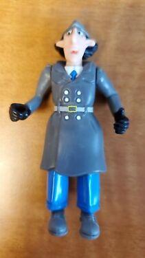 Vtg Inspector Gadget Burger King Figure Toy 1991 Expanding Neck  Legs