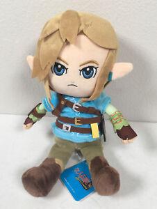 "11"" Link Plush (The Legend Of Zelda Breath of the Wild BotW) Stuffed USA Seller"