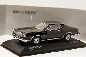 Minichamps 1:43:   ford torino 1976 black