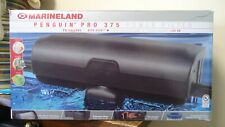 New listing New! Marineland Penguin Pro 375 Aquarium Power Filter 375 gph 75Gal (1818)