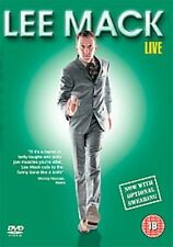 Lee Mack Live 5014138600297 DVD Region 2
