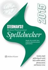 Stedman's Plus 2015 Medical/Pharmaceutical Spellchecker Standard