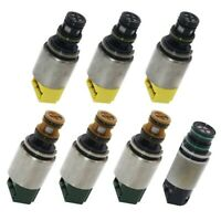 7PCS Automatic Transmission Solenoid Set ZF6HP26 1068298044 For BMW Audi Hyundai