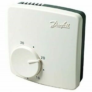 Danfoss RET230P Electronic Room Thermostat 087N7430PP Bagged 087N74300