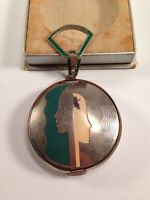 Vintage - Compact - Deauville - Richard Hudnut - 1920-1930 Makeup - Original Box
