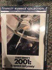 2001: A Space Odyssey Dvd 2001 Stanley Kubrick Collection Widescreen New Sci-Fi