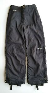 Spyder for Girls or Youth XT Nylon Insulated Pants 14 Ski Snowboard Snow Black