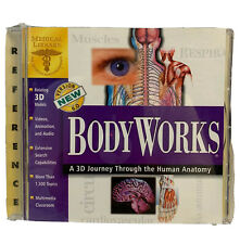 MOSBY'S Body Works 3D Journey Through the Human Anatomy (CD ROM, Medical Library