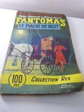 fantomas , le fiacre de nuit ,pierre souvestre et marcel allain (car03)