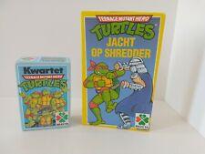 Teenage Mutant Ninja Turtles games, Hunt for Shredder and Quartet, Rare TMNT