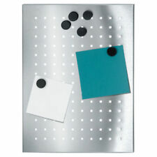 Muro X-Small Perforated Magnet Board by Blomus - Metallic