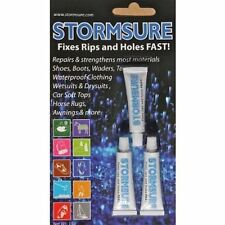 Stormsure waterproof repair PVC sealant glue ideal for inflatable boat air floor