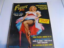 PICASSO AT 75 Figure Photography Quarterly: Vol 14 VINTAGE PHOTO MAGAZINE