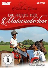DVD Die Pferde der Maharadschas Hoch zu Ross   Arte Film von Wolfgang Wegner DVD