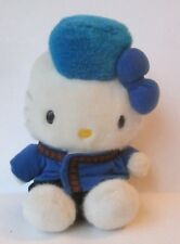 "HELLO KITTY RUSSIAN? 7"" PLUSH DOLL DS20"