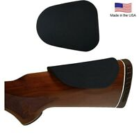 Cheek Pad for Rifle & Shotgun Stocks Cheek Riser Comb Riser BLACK No More Kick