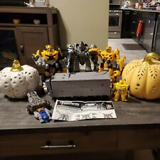 Transformers Toy Lot  6 Hasbro transformers ALL COMPLETE AND IN WORKING COND ?