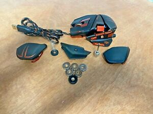 Cyborg MMO7 MMO 7 USB Wired Gaming Mouse Mad Catz