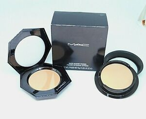 Mac Sheer Mystery Powder + Extra Refill - Medium Plus - 0.28 oz BNIB