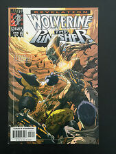 Box 46b, Comic Marvel Knights, Revelations Wolverine, The Punisher, # 3 Aug