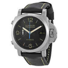 Panerai Luminor Men's Black Watch - PAM00524