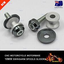 10mm SwingArm Spools For Kawasaki Ninja 250R 300R 400R 500R 650R 750 10mm 10mm