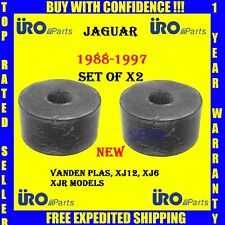 Front Upper Shock Bushings Set of 2 For Jaguar Vanden Plas XJ12 XJ6 XJR URO NEW