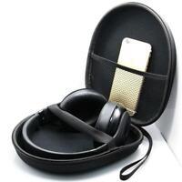 Protable Headphone Earphone Case Headset Carry Pouch For Sony V55 NC6 NC7 NC8