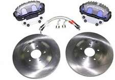 C4 Corvette 1988-1996 Brake Upgrade Kit - C5 Rotors and Front Brake Calipers