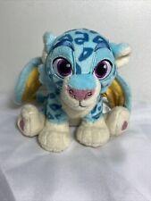 """Disney Elena of Avalor Zoom blue Winged baby Jaquin Plush 6"""" Stuffed"""