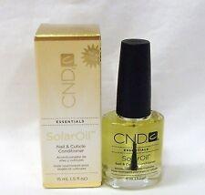 CND Creative Nail Design Cuticle Solar Oil .5oz/15mL