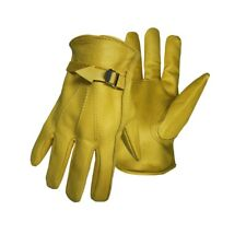 Boss 6023s Premium Grain Cowhide Leather Gloves Small