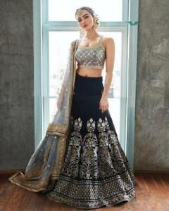 Pakistani Wedding Choli Lehenga Lengha Wear Bollywood Indian Party Designer Rtc