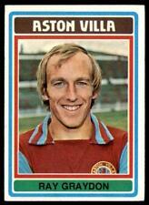 Topps Football Blue/Grey 1976 (B1) Ray Graydon Aston Villa No. 41