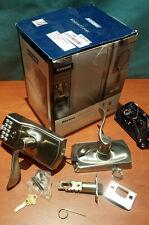 Schlage Keypad Lever FE595 Satin Nickel CAM 626 Acc Camelot Flex Lock Chrome