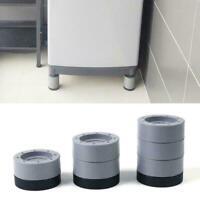 Anti Vibration Feet Pads Washing Machine Rubber Mat Pad Dryer Fixed HOT DIY D3I4