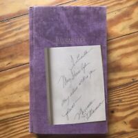 SIGNED Marianne Williamson Illuminata Hermes Occult Esoteric Thoth Magick Oprah
