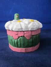 Eddie Walker Daisy Flower Inch Worm Barrel Pot 2 pc Box Midwest Cannon Fa 00000Ed0 Lls Exc
