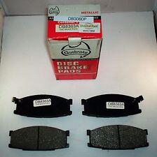 Fits Mitsubishi Canter FE311 1985 - 1991 Front brake pads - DB3080P - DB8363