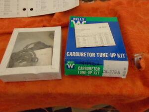 71 72 73 74  chevy 4 cyl  rochester  1 barrel  carburetor rebuild  kit