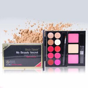 Eyeshadow Palette Makeup Cream Eye Shadow Makeup Cosmetic Set Gift Women